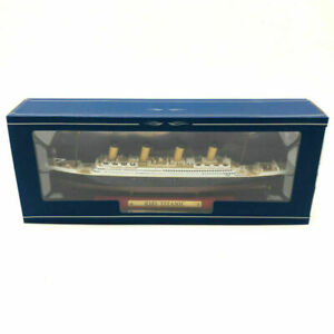 Details about  1:1250 ATLAS RMS TITANIC Model Ship Steamer Metal Diecast Collect