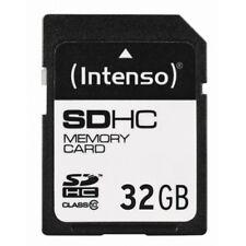 Intenso 32GB Class 10 MicroSDHC Speicherkarte - (3411480)
