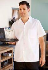 Chef Works - Shyk- White Utility Shirt Size 3Xl
