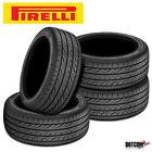 4 X New Pirelli Pzero Nero 21545zr17xl 91y Tires