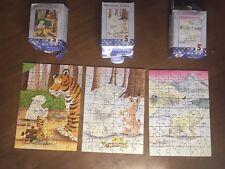 Schmidt Mini Puzzle Minipuzzle 54 Teile 3x Kleiner Eisbär