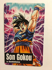 Dragon Ball Kai Super Card Gum (1) Son Goku
