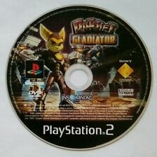 *DISK ONLY* Ratchet Gladiator Playstation 2 Two PS2 PSTwo PS