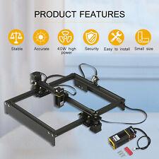 40w Laser Engraving Cutting Machine Diy Engraver Cutter Printer Cnc Router G2b7