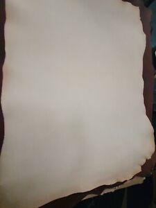 Full Grain Leather Natural Shoulder