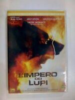 L'impero Dei Lupi DVD Nuovo Sigillato Doppio Disco Jean Reno Laura Morante DVD