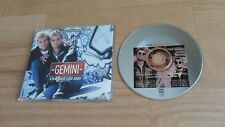 GEMINI - STEAL YOUR LOVE AWAY(RARE DELETED PART 2 PIC DISC CD SINGLE) EUROVISION
