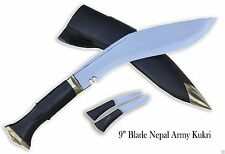 "Genuine Gurkha Kukri knife -9"" Nepal Army Kukri, Military, Gurkha, knife, Kukris"