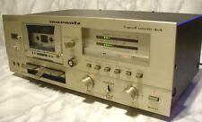 Seltenes Marantz SD 4000 Tapedeck Stereo 2-Speed Cassette Deck in champagner