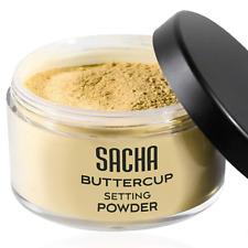 Sasha Cosmetics Buttercup Loose Setting Matte Powder Makeup Supplies Oil-Free