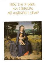 #1799 FD  Program 15c Christmas Madonna Stamp
