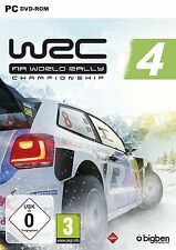 Computer PC Spiel WRC 4 - FIA World Rally Championship 2013 DVD Versand NEU