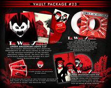 "The White Stripes - Third Man Vault #23 Complete Set LP/7""/DVD/Pin/Box Sealed"
