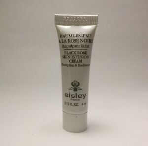 Sisley Paris Black Rose Skin Infusion Cream 4ml / .13oz Travel Plumping Radiance
