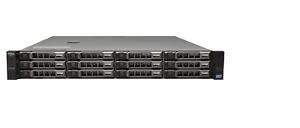 Dell PowerEdge R510 2 Six-Core XEON E5645 2.40Ghz 64GB 12Bays  H700 12 caddies