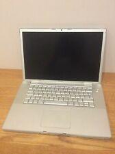 """Apple MacBook Pro A1260 15.4"""" Laptop - (2008) Sold As Seen Ship Worldwide"""