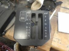 Range Rover P38 gear selector surround