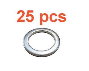 (25) Marli 20mm Aluminum Oil Drain Plug Gaskets M20 RPL 94109-20000 Fits Honda
