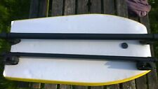 Roof bars original audi a4 2007 b7 estate