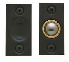 Baldwin 0425.102 Adjustable Ball Catch, Oil Rubbed Bronze