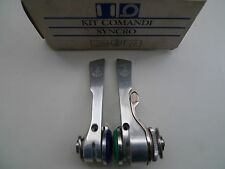 Vintage NOS 80s Campagnolo C Record 7 Sp DUEL Friction/Syncro Shifters 4 Colnago