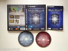 Might and Magic IX 9 RPG/jeu de role en vue subjective PC FR
