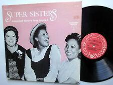 SUPER SISTERS LP Independent Women's Blues Volume 3