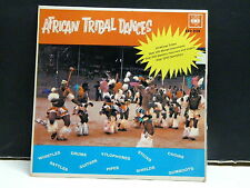 AFRICAN TRIBAL DANCES Various african tribes EXP 2128