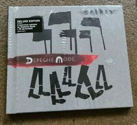 NEW Sealed DEPECHE MODE Spirit 2-CD Deluxe Edition with 5 Remixes and BOOKLET!