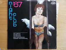 Supraphon SUA 13834 / night club 67 / THE MATADORS, THE MEFISTOS, THE OLYMPICS