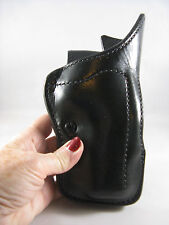 HOLSTER DON HUME H740-SH-P BLACK LEATHER  #99-MP RIGHT HAND FOR S&W M&P NIB 99