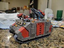 Grey Knights Razorback Fully Painted