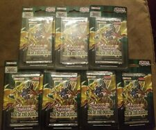 YU-GI-OH Rise Of The Duelist 1st Edition English Blister Packs Lot (X7)
