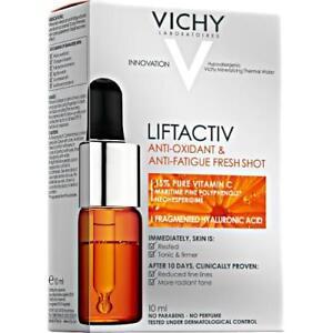 VICHY LIFTACTIV ANTIOXIDANT & ANTI-FATIGUE SERUM WITH HYALURONIC ACID/VITAMIN C