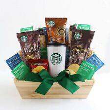 Coffee & Tea Gifts Starbucks Daybreak Gourmet Basket