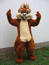 CHIPMUNK MASCOT COSTUME GREAT FOR KIDS ENTERTAINMENT