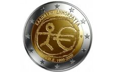 """GRIEKENLAND SPECIALE 2 EURO 2009  """"10 JAAR EMU"""""""