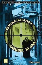 Double Blank: An Inspector Llob Mystery  (Toby Crime), Yasmina Khadra, Good Cond