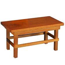 Reutter Porzellan Küchentisch leer Kitchen Work Table 1.751/0 Puppenstube 1:12