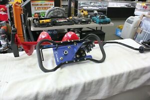 CLAM DRILL AUGER CONVERSION KIT - With Eskmo auger