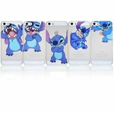 Stitch Silicone/Gel/Rubber Cases & Covers for iPhone 5