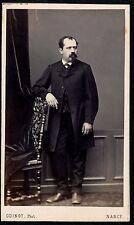 CDV NANCY c. 1865 - Prosper Braun - Ph. Odinot - 1149