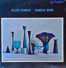 CHARLIE BYRD  - BLUES SONATA - OFFBEAT LP - ORANGE LABEL