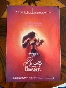 Walt Disney's, Beauty and the Beast 1991 Original, Press Kit Very good condition