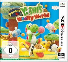 Nintendo 3ds Poochy & Yoshis Woolly World