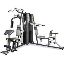 Marcy GS99 Dual Stack Home Multi Gym - Leg Press, Shoulder Press & Arm Curl