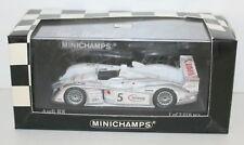 MINICHAMPS 1/43 400031305 AUDI R8 LE MANS 2003 #5