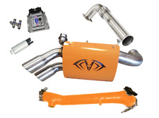 EVOLUTION POWERSPORT RZR XP TURBO ECU Flash/ORANGE EVO Captains Choice Stage 5