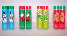Avon Holly Jolly Lip Balm Lot of 5 Jolly Berry Sealed New Free Ship