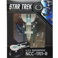 Star Trek Starships USS ENTERPRISE NCC 1701-B Model Box Edition Eaglemoss #9